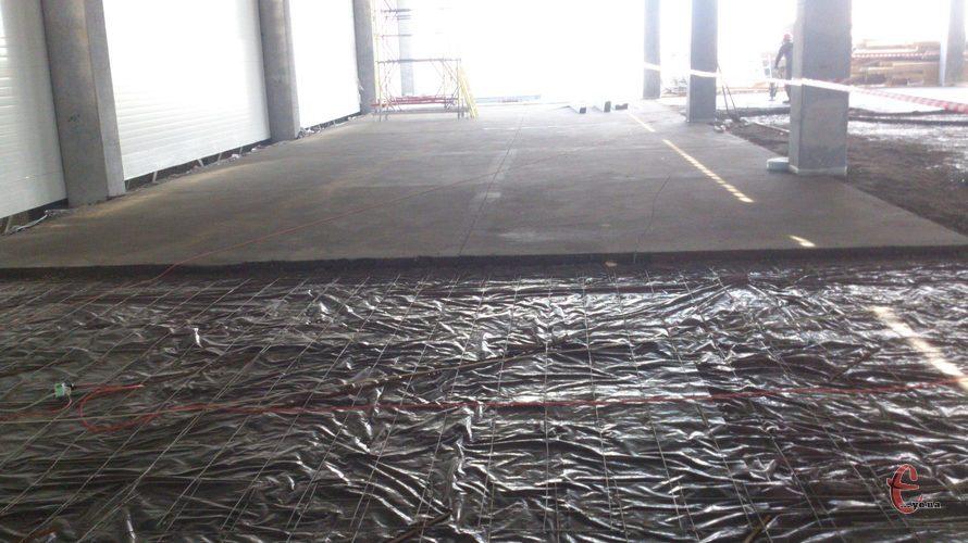 Чорнова стяжка підлоги