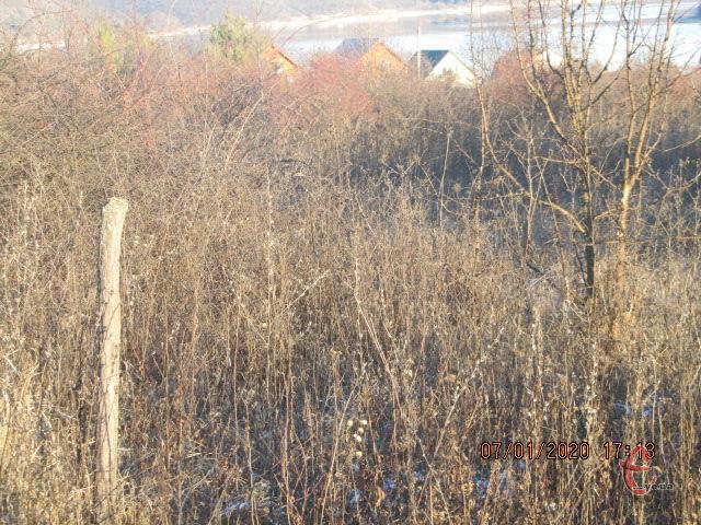 Земельна ділянка Дністровське водосховище Рудківці (Калюс) Новоушицький рн