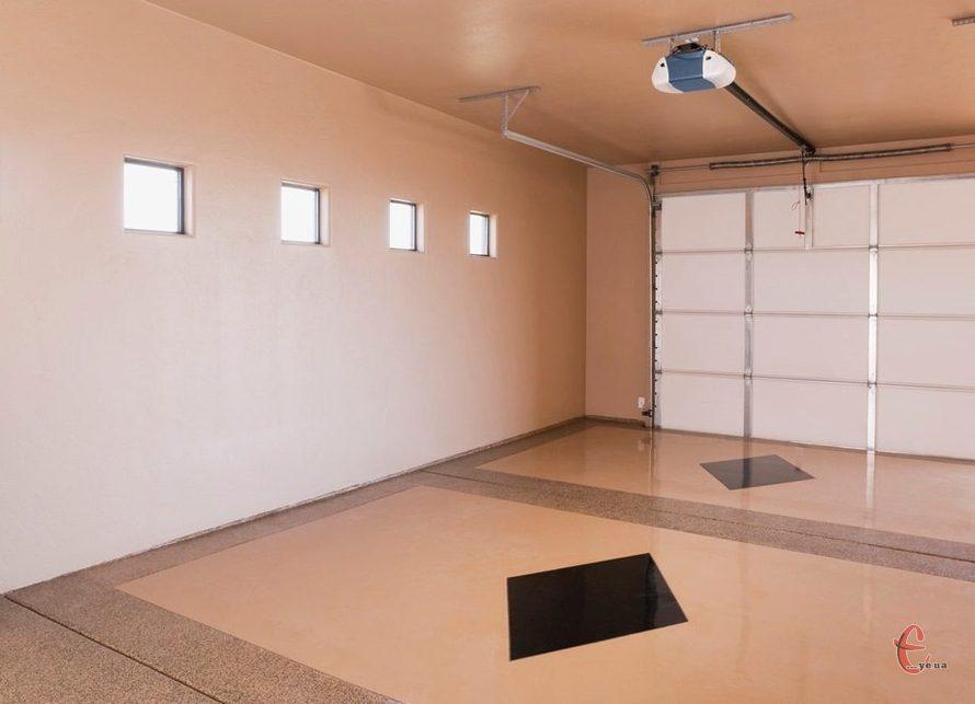 Ремонт гаражу в будинку