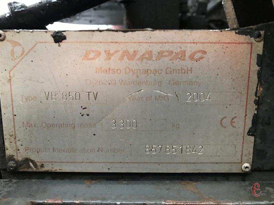 Асфальтоукладчики Dynapac 2004г.в. в Украине.колесный и гусеничн