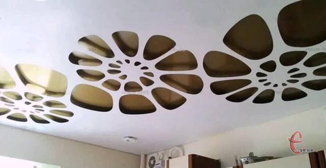 Перфорированные натяжные потолки (Apply) от производителя, натяжной потолок