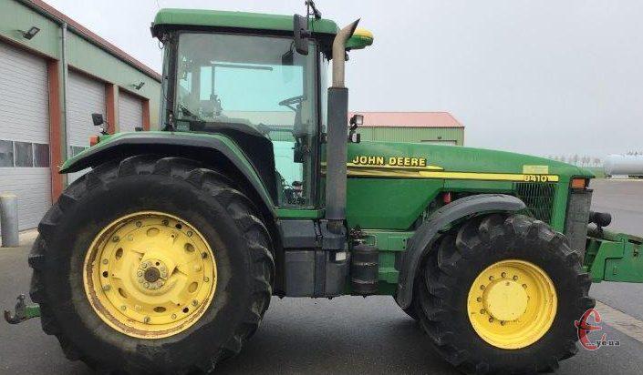 Трактор John Deere 8410 Год 2001,Powersfift. Мощн, 295 л.с