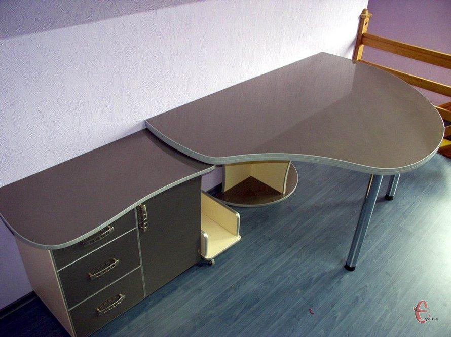 Меблі на замовлення. Кухні, шафи-купе, столи, тощо