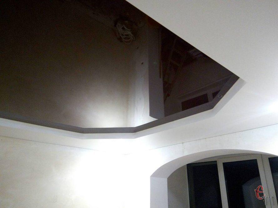 Натяжные потолки. Натяжной потолок. Монтаж и установка