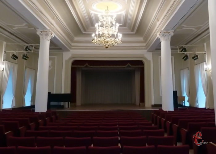 Оформлення та дизайн глядацьких залів