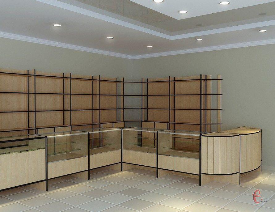 Меблі для бізнесу на замовлення