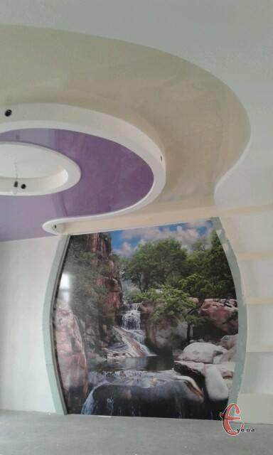 Натяжні стелі з фотодруком