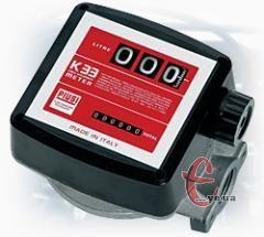 Міні-АЗС (колонка) 220 В, 35л/хв для перекачування дизпалива, гарантія