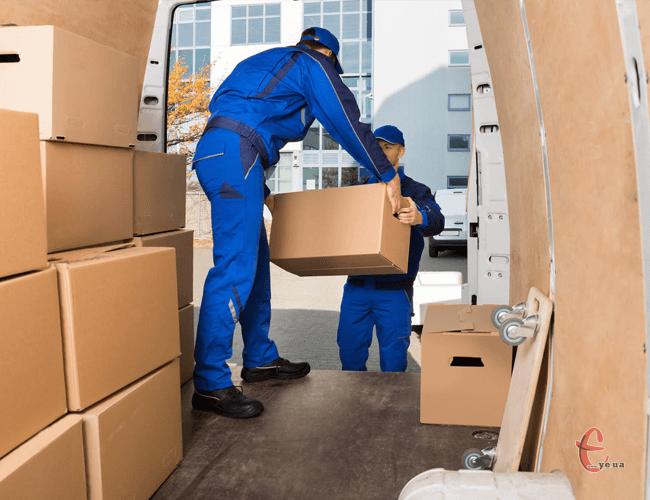 Вантажники та авто, квартирні, офісні переїзди, вивіз будсміття