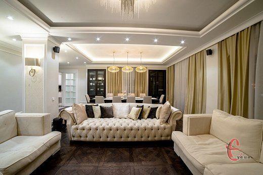 Здійснюємо комплексний ремонт квартир