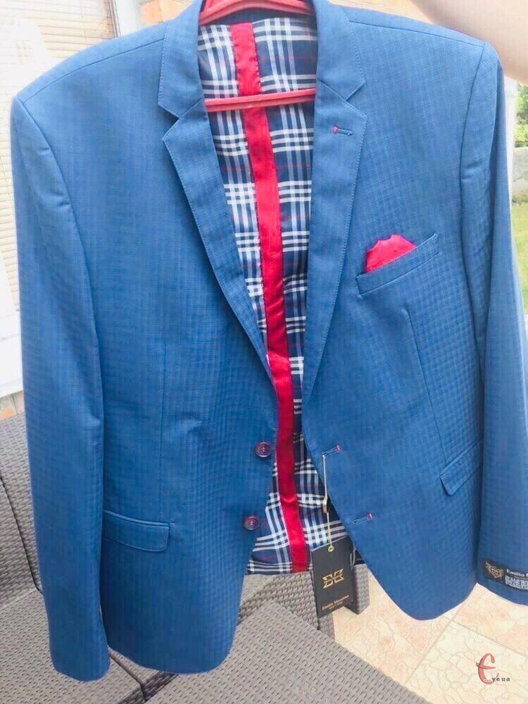 Продам, Новий чоловічий одяг/костюм, турецького виробництва