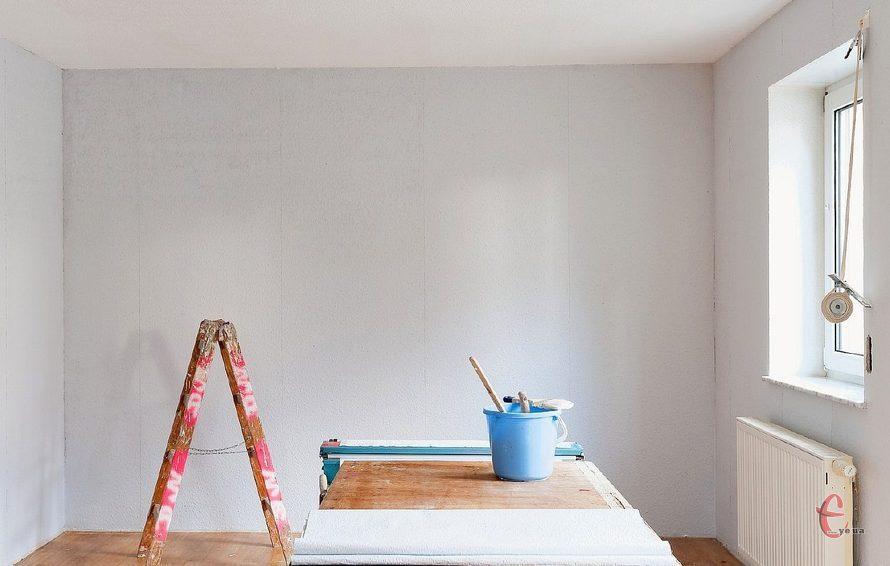 Шпаклівка стін у квартирі