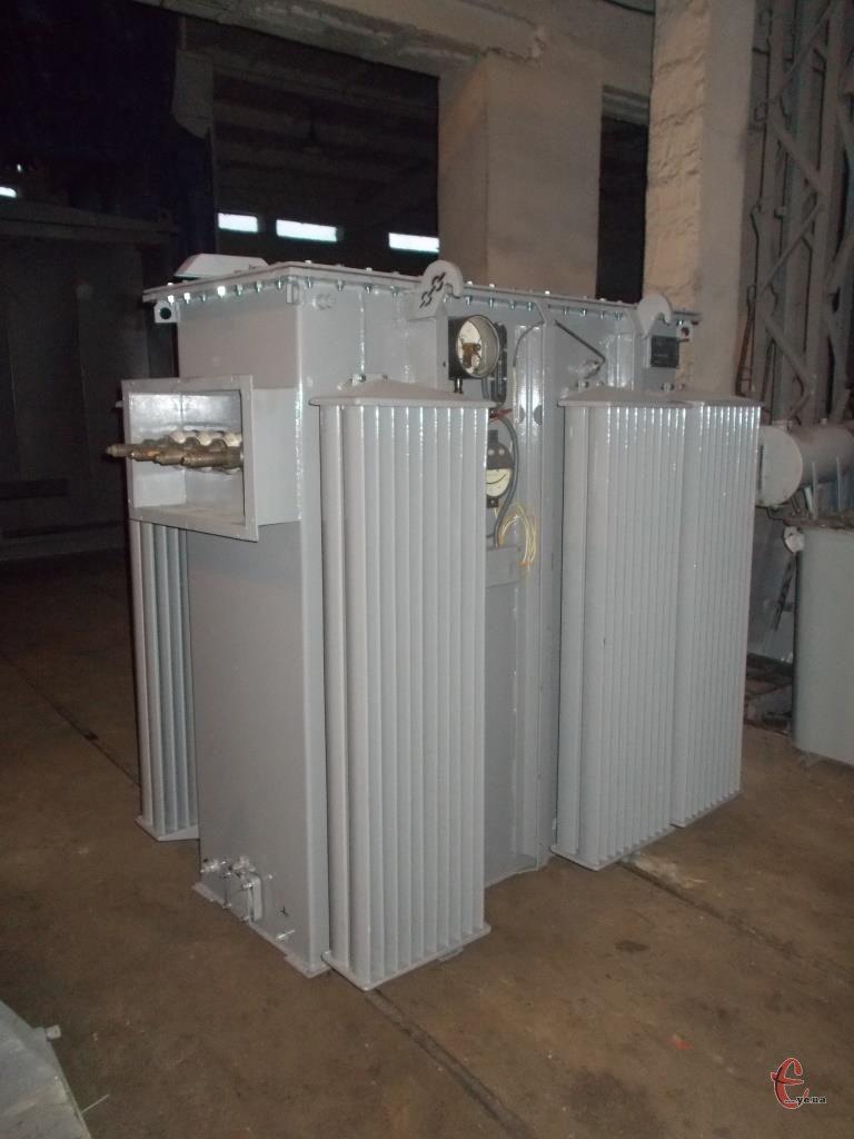 Трасформатори силові масляні типу ТМЗ 630  1000 кВА