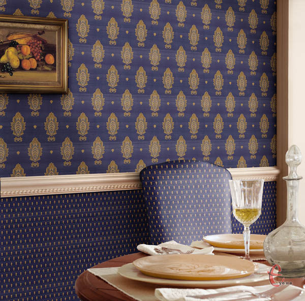 Обои, поклейка обоев (шпалер), багетов, покраска, шпаклевка, декор