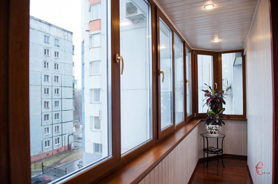 Ремонт балкону в квартирі, будинку