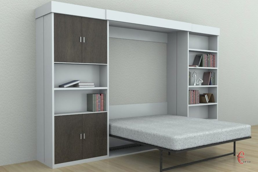 Меблі-трансформер, ліжко-трансформер, шафа-ліжко