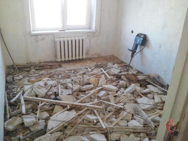 Демонтажні роботи в Хмельницькому. Вивіз будсміття. Прибирання. Вантажники