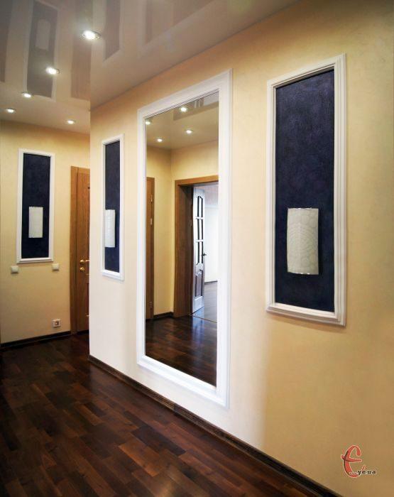 Здійснюємо ремонт коридору в квартирі, будинку