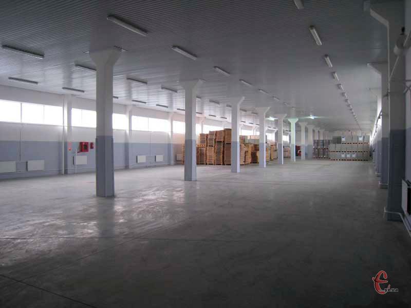 Здійснюємо ремонт промислових, складських приміщень