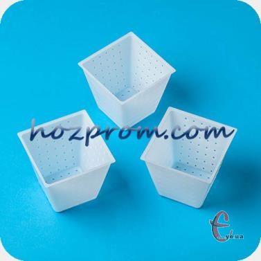 Сирна форма Пірамідка для приготування м'якого сиру