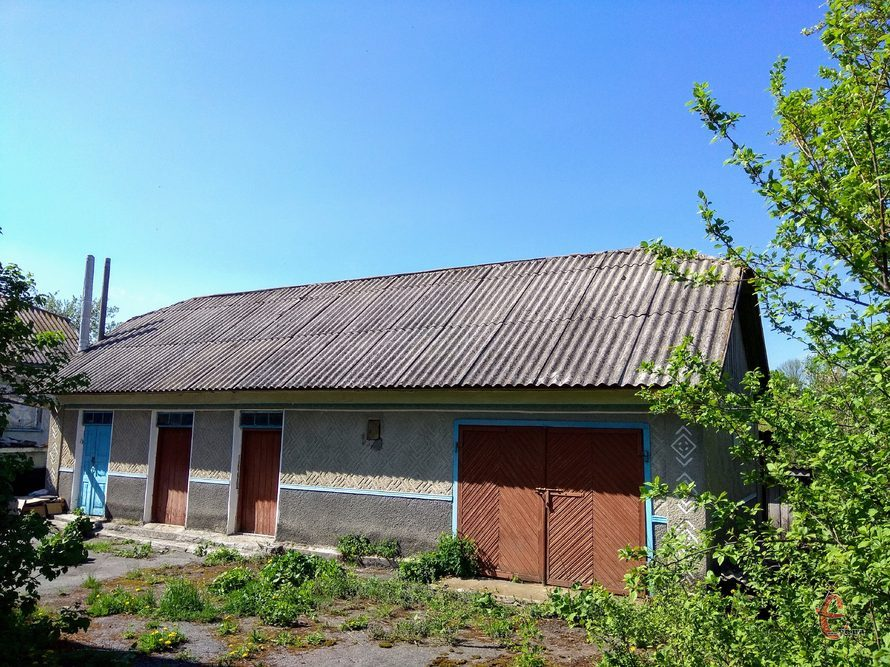 Господарство (2 дома, гараж, сад. город та ін.) в с.Лісоводи