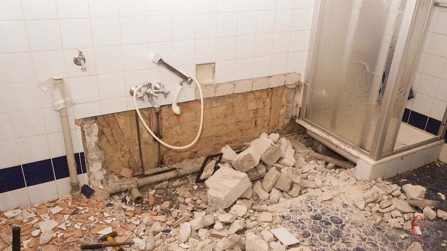 Демонтаж сантехніки в квартирі