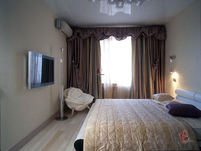 Здійснюємо ремонт спальні в квартирі, будинку