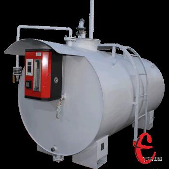 Міні АЗС з системою контролю видачі та обліку дизельного палива IQ Newton