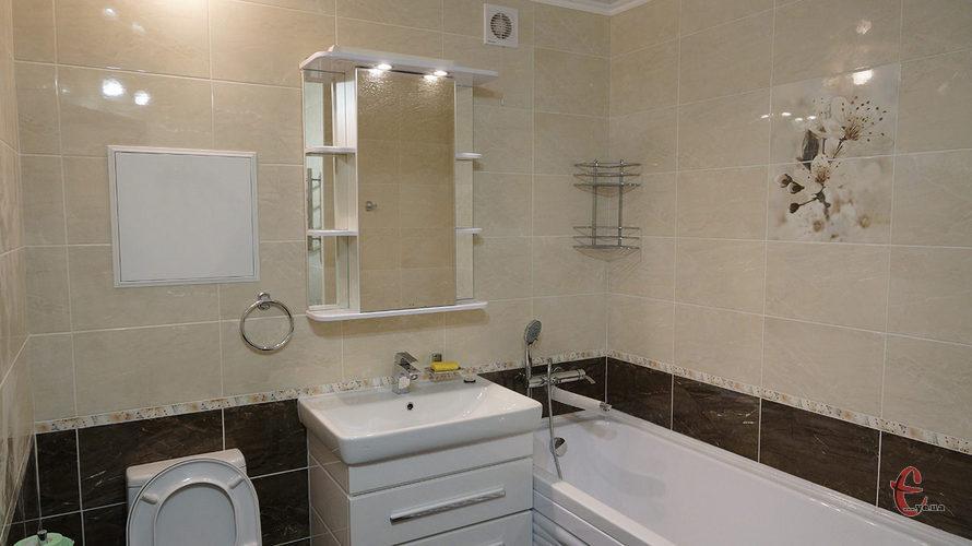 Облицювання ванної кімнати