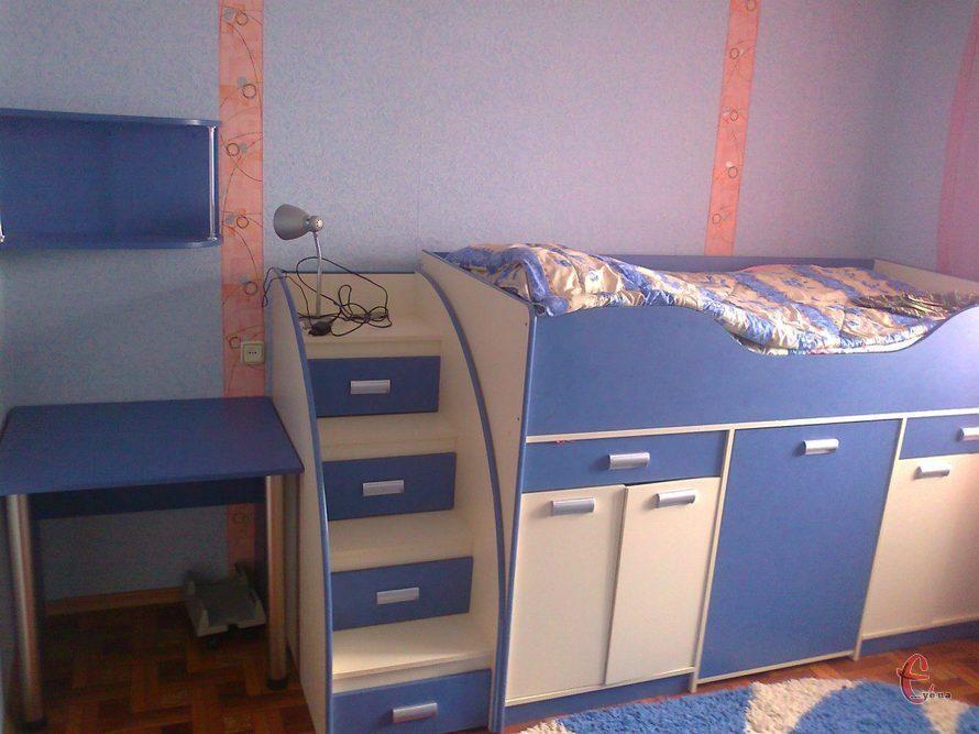 Ліжка на замовлення (одноярусні, двоярусні, дитячі)