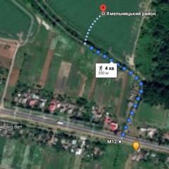 Продам ділянку біля Прибузького (Червона Зірка)