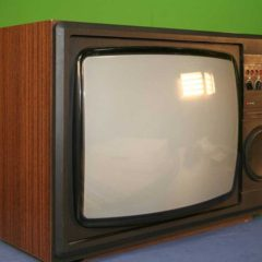 Телевізор Електрон Pal Secam 61ТЦ-451Д, б/в, робочий