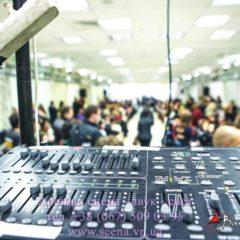 Оренда звукового обладнання: акустичні системи, Backline, мікрофони