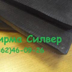 Пористая резина, техпластина, 20 мм