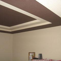 Фарбування стелі у будинку