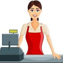Продавець з досвідом в продуктовий магазин