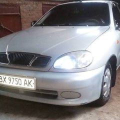 Автомобіль ЗАЗ Сенс 2007 ГБО