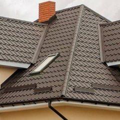 Монтаж дахів, металочерепиця, профнастил