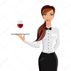 Вакансія агенства: офіціант