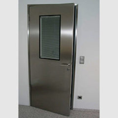 Распашные гигиенические двери Record Clean D ST