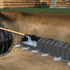 Автономна каналізація із застосуванням септика