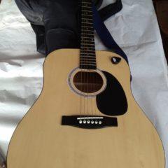 Продам гітару stagg sw201n