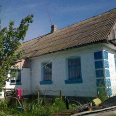 Продам будинок в с.Маначин, Волочиського району, ділянка - 1,15 га
