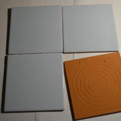 Продам плитку облицовочную, 150х150х6 мм, светло-голубая, торг