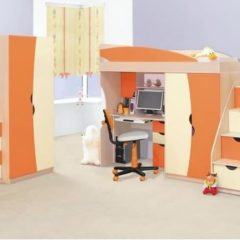 Дитячі меблі на замовлення