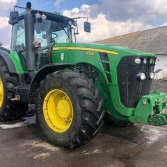 Трактор John Deere 8330, 2007 г.в. мощн. 330л.с. нар 6490м.ч.