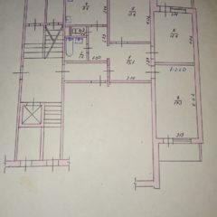 Обмін: 3-кімнатна = 1+1