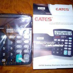 Калькулятор EATES DS-837