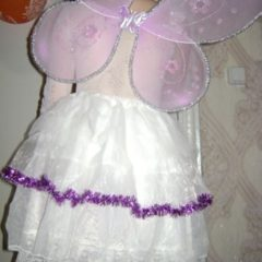 Новорічний костюм Метелика