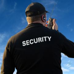 Вакансія агентства: охороннець